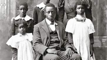 Delicate, rare and striking - forgotten photographs of black Britons in the late 19th and early 20th century have been unearthed from the depths of the Hulton Archive -- one of the world's oldest and largest archives holding over 80 million images.
