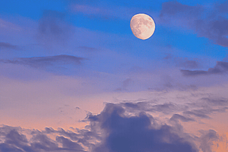 Volle maan april