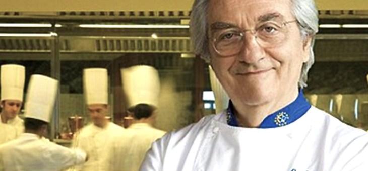 Gualtiero Marchesi, lo chef del rinnovamento