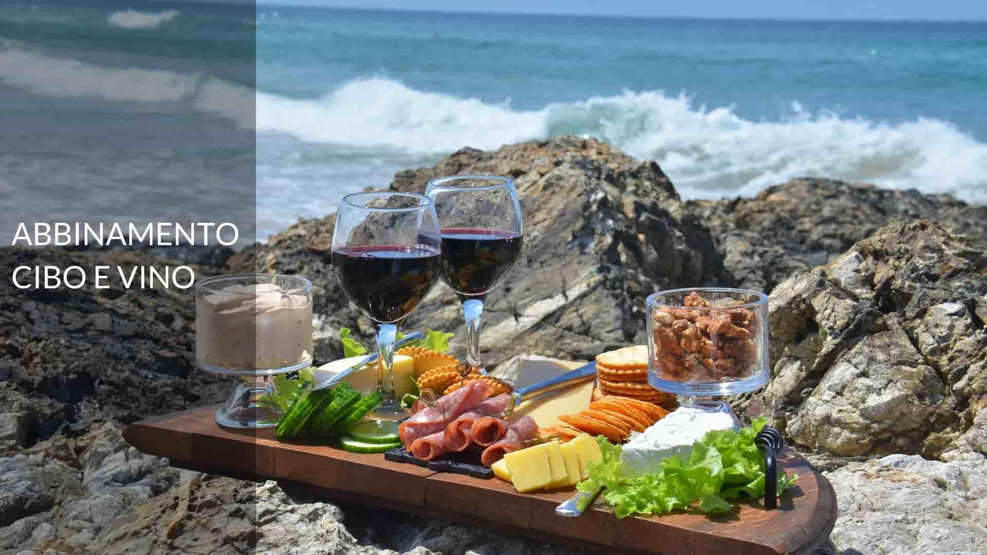 abbinamento cibo e vino