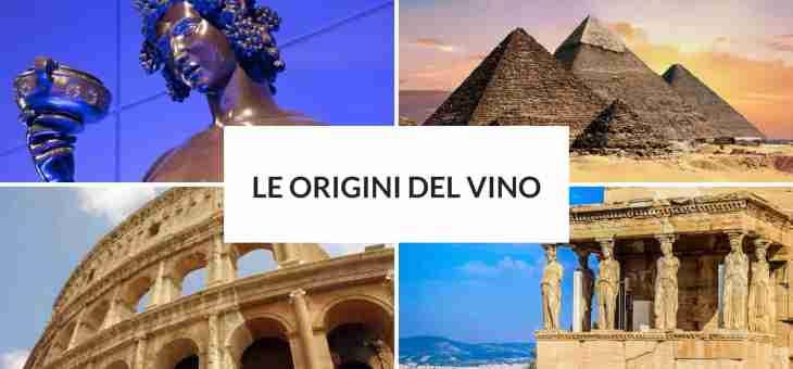 La vite e il vino nell'Antico Egitto: la bevanda del Faraone