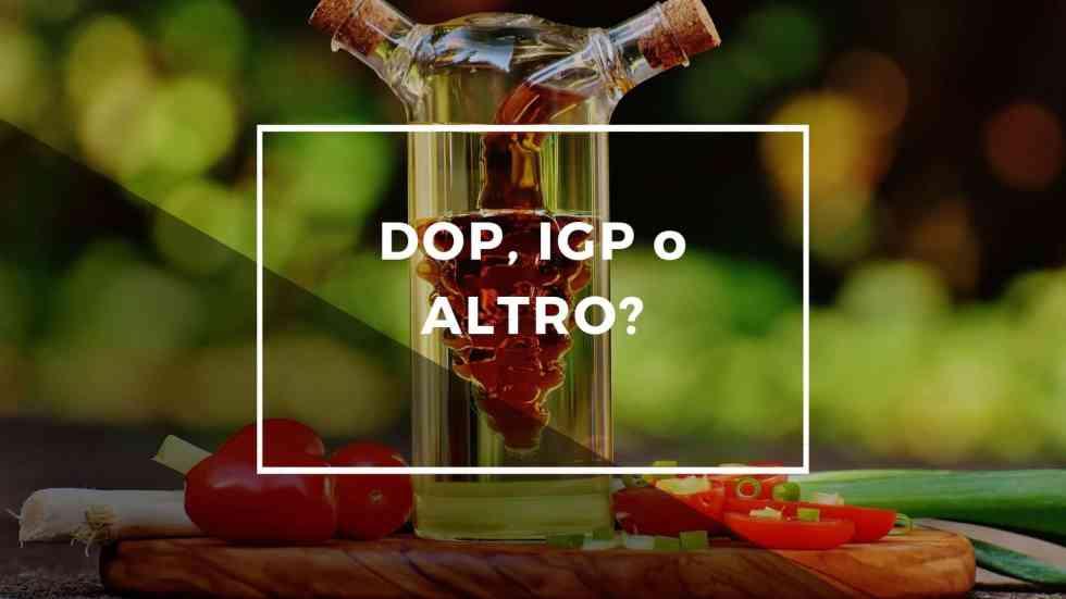 dop, igp o altro