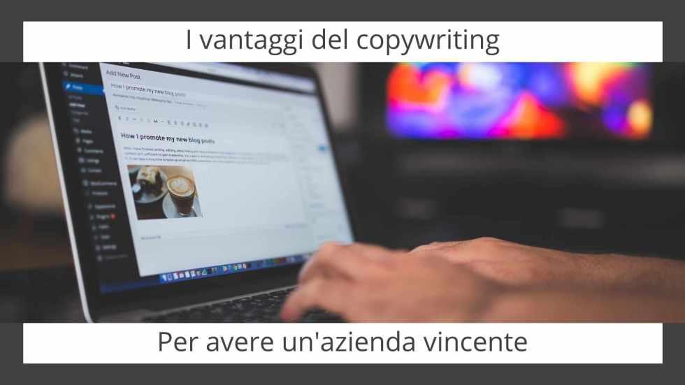l'azienda vince con il copywriting