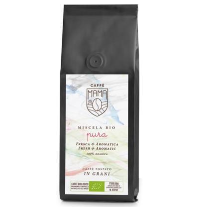 caffè bio pura grani