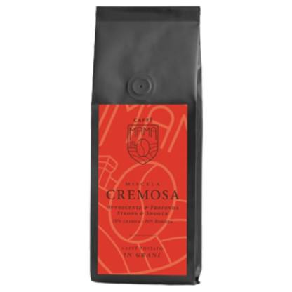 caffè cremosa grani