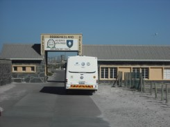 Robben Island in Capetown