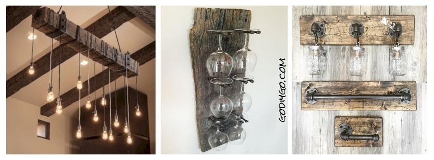 42 Savvy Handmade Industrial Decor Ideas Godiygo Com
