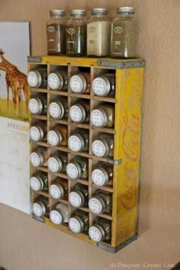Awesome kitchen cupboard organization ideas 07