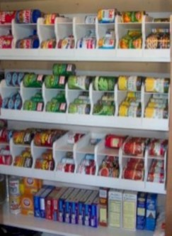 Awesome kitchen cupboard organization ideas 11