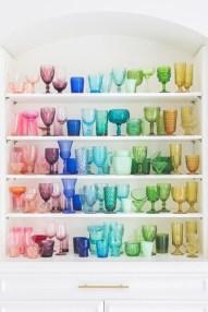 Awesome kitchen cupboard organization ideas 30