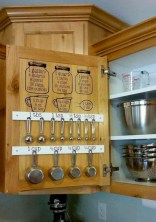 Awesome kitchen cupboard organization ideas 41