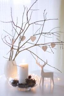 Diy decorating scandinavian christmas 07