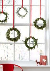 Diy decorating scandinavian christmas 20