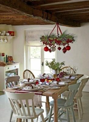 Diy decorating scandinavian christmas 24