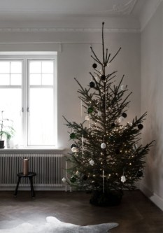 Diy decorating scandinavian christmas 29
