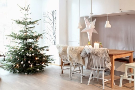 Diy decorating scandinavian christmas 33