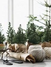 Diy decorating scandinavian christmas 39