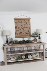 Diy farmhouse entryway inspiration 10