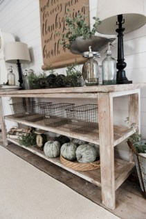 Diy farmhouse entryway inspiration 28