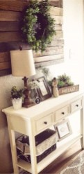 Diy farmhouse entryway inspiration 39