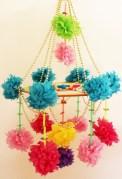 Diy polished chandelier planter 03