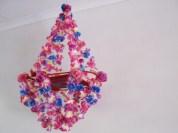Diy polished chandelier planter 09