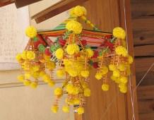 Diy polished chandelier planter 50