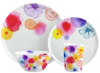 Diy sharpie dinnerware ideas 15