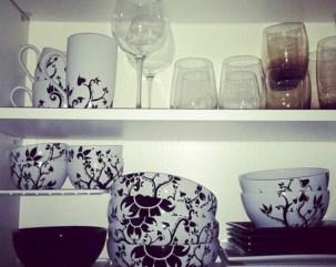 Diy sharpie dinnerware ideas 33