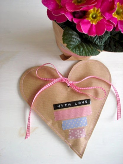Diy small gift bags using washi tape (18)