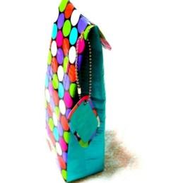 Diy small gift bags using washi tape (27)