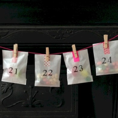 Diy small gift bags using washi tape (31)