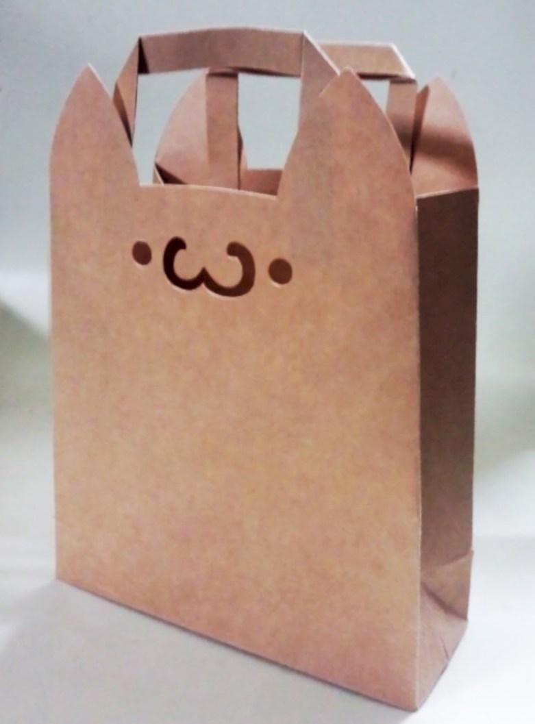 Diy small gift bags using washi tape (33)