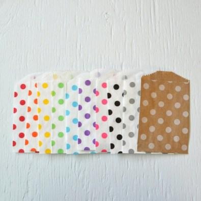 Diy small gift bags using washi tape (5)