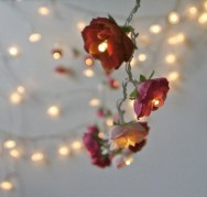 Fairy lights ideas for holiday decorating (19)