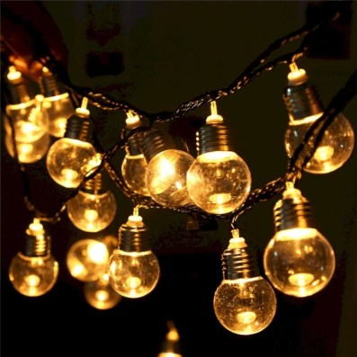 Fairy lights ideas for holiday decorating (6)