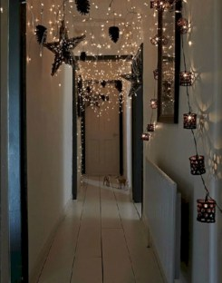 Fairy lights ideas for holiday decorating (9)