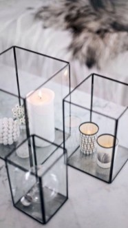 Ideas to decorate your space with candles for christmas 39
