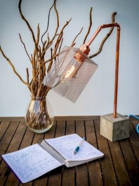Savvy handmade industrial decor ideas 08