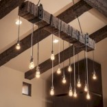 Savvy handmade industrial decor ideas 31