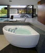 Small bathroom with bathtub ideas 31