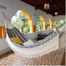 Unique hammock to take a nap (13)