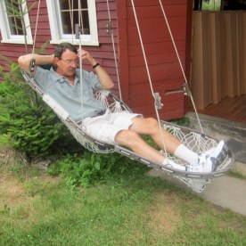 Unique hammock to take a nap (14)