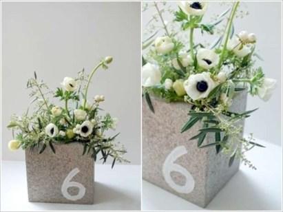Ways to decorate your garden using cinder blocks 34