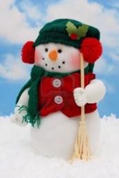 Adorable indoor animated christmas figures 05