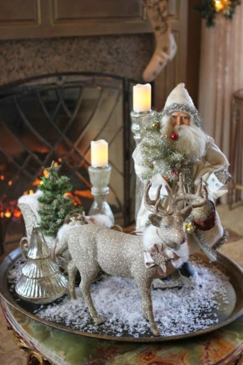 Adorable indoor animated christmas figures 06