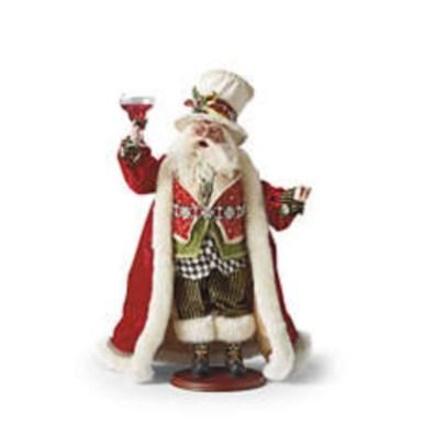 Adorable indoor animated christmas figures 10