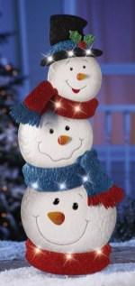 Adorable indoor animated christmas figures 21