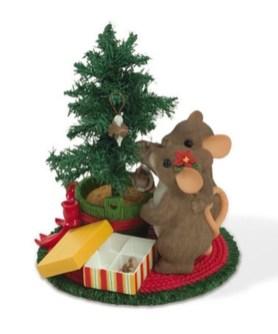 Adorable indoor animated christmas figures 25
