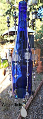 Beautiful beaded wind chime to add sparkle to the garden 32
